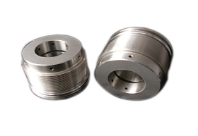 Stainless Steel CNC Turned Parts Bushing Customized