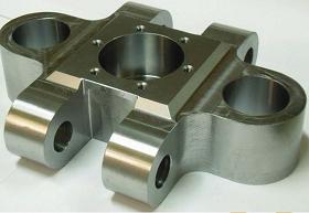 5axis cnc machining parts
