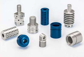 cnc machining aluminium alloy