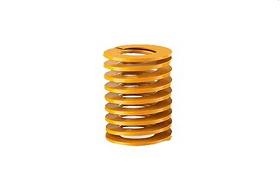 JIS Standard TF Lightest Load Yellow Die Spring