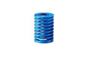 JIS Standard TL Light Load Blue Color Die Spring