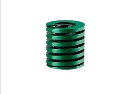 JIS Standard TH Heavy Load Green Color Die Spring