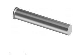 Precision punch DIN 9861 Type DA