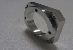 Milled Parts for the mechanical engineering