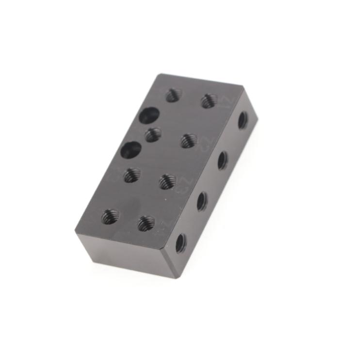Manufacturers of optical equipment parts precision hardware parts CNC aluminum parts processing