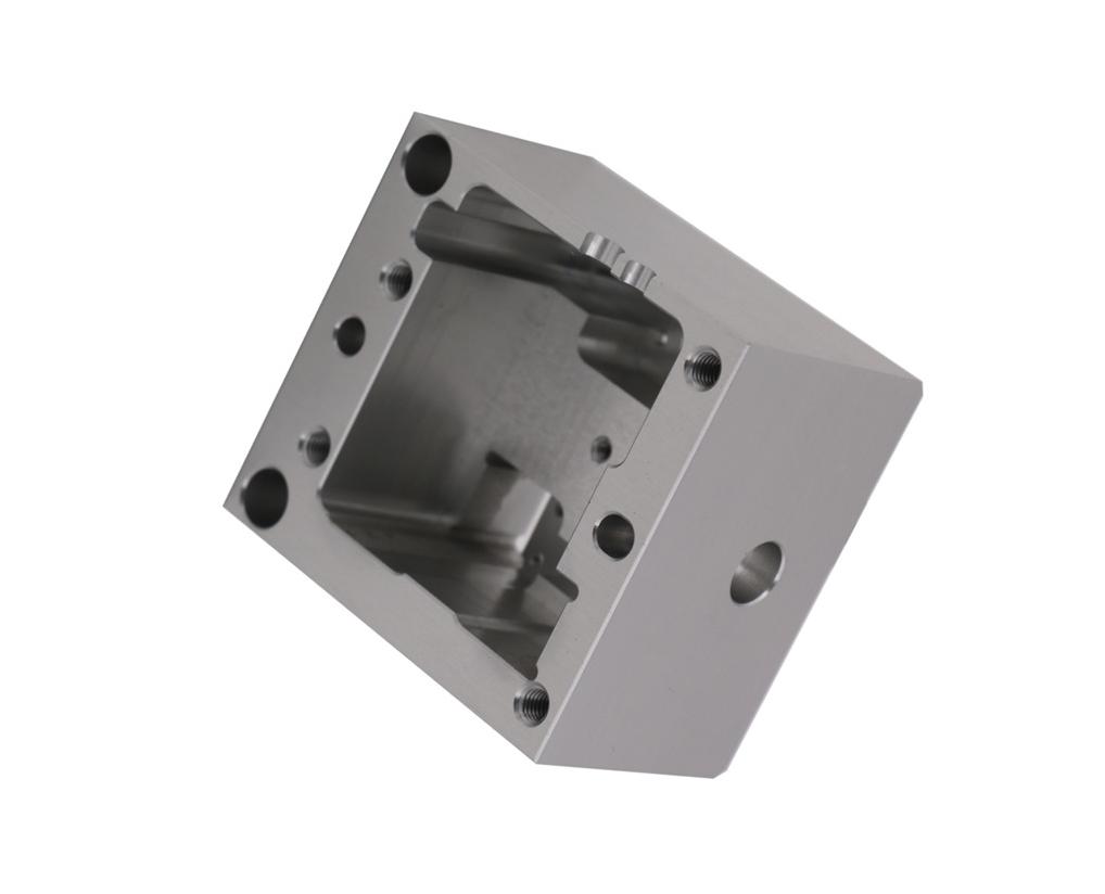 Customized aluminum alloy non-standard parts CNC machining auto parts
