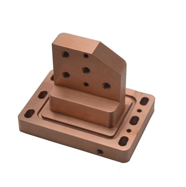 Brass pure copper non - standard precision parts