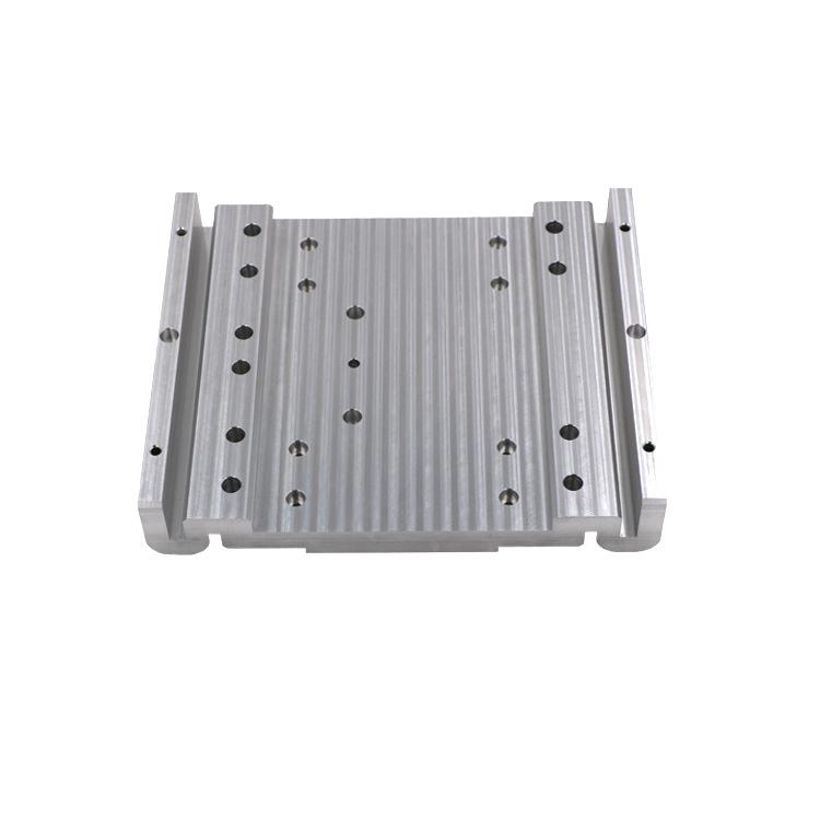 CNC machining 6061 aluminum alloy semiconductor linear module parts non - standard precision parts machining